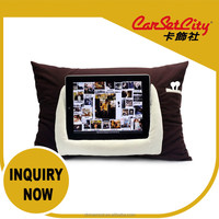 """(CS-27586) Universal Fit 7-10"""" inch CarSetCity Auto Car Tablet Holder for Amazon Kindle Studying Cushion Reading Pillow"""