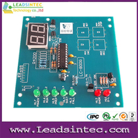 Turnkey Project Electronics PCB Board Assembly With Plastic Enclosure Fabrication