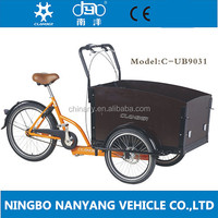 UB9031 three wheel cargo bike vehicle