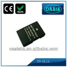 New Digital video camera battery For NIKON ENEL14