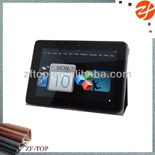 Folio Stand PU Leather Case Phone Cover Cases For Kindle fire