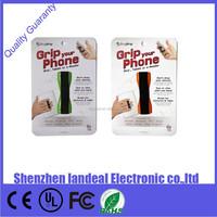Finger grip your phone flexible grip mobile phone holder