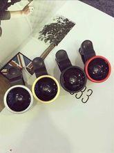 factory trending hot products color optional selfie cam lens mobile phone camera lens