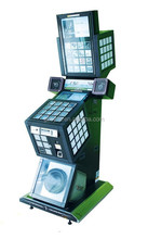Touch screen video game machine of music game machine magic 2 for sale