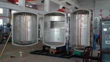 Car Parts wheels PVD chrome spray plating equipment/ Vacuum Plating Machine Factory Manufacturer