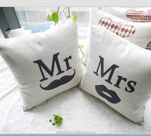 soft standard size letter shaped emoji cushion pillows