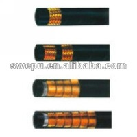 Hydraulic Hoses for Flame Fireproof