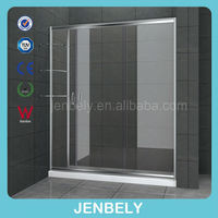 Cheap shower room with Shelf Shower Screen