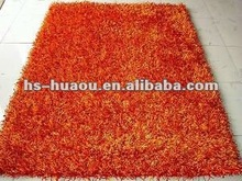 polyester silk carpet and rug
