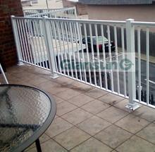 Superior aluminum railing,6000 series