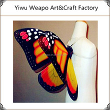 Factory Direct original design Wholesale Children Party beautiful butterfly wings BW-101