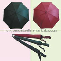 Honesen oem and odm personal size bright colored large sun umbrella