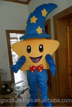 star mascot costume