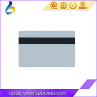 Cheap Factory Price Hico Magnetic Stripe Card