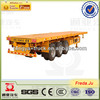 3 axle 40ft flatbed semi trailer for sale