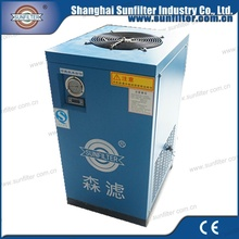 Refrigerated compressed air dryer with power craft air compressor
