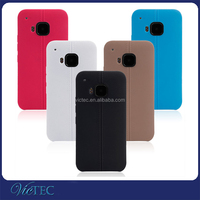 Design your own silicone products for HTC One M9 Mobile phone case