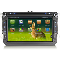 "Winmark Android 4.4.4 Quad-core 8"" HD 2 Din Car DVD Player for Amarok Golf 6 with Original Volkswagen UI DQ8015"