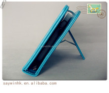 Stylish Folding stand PU Leather Tabelt Case For andriod tablet pc