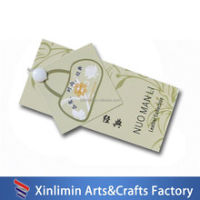 new fashion wholesale popular high quality fashion hang tags