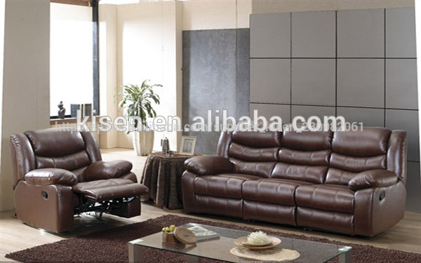 Ea40 mobiliario de sala cama sof de cuero sof natuzzi - Precio sofas natuzzi ...