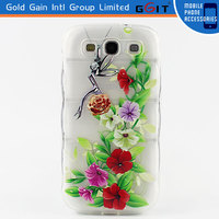 Mobile Phone Soft TPU Case For Huawei Ascend G730
