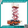 electric scissor lifter, industrial utility purpose, EG6060J, CE