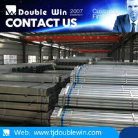 WT 2 inches ASTM A 120 galvanized pipe properties