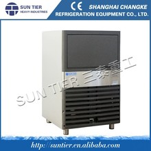 equipment used industrial taiwanese shaved snow flake ice making machine