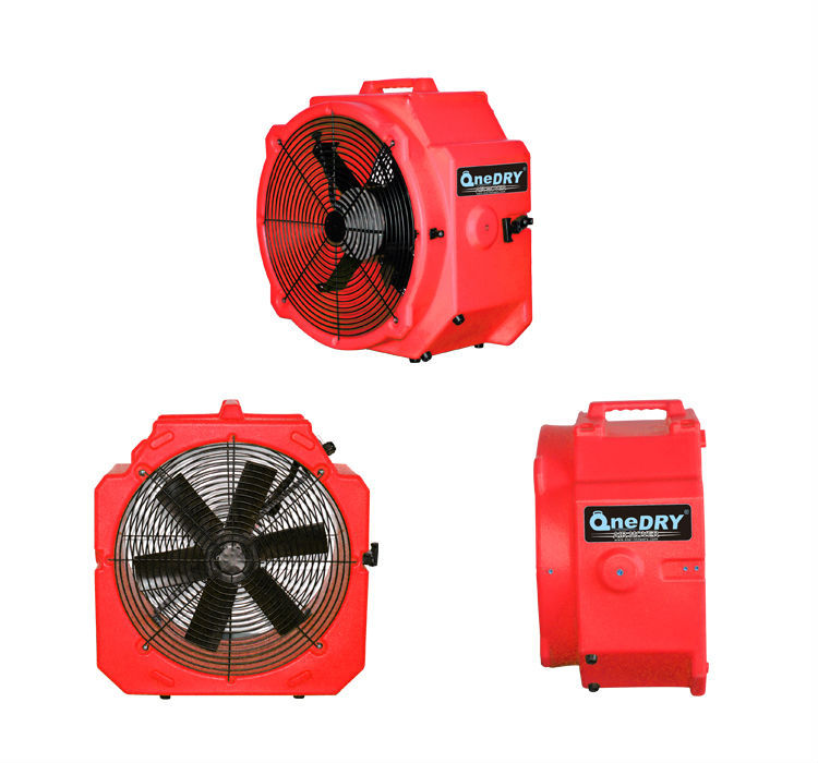 Portable Blower And Vacuum 2 Inch Blower Fan Air Ventilation Unit ...