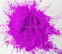 Light weight gain colorful powder for pills coating