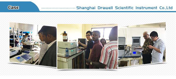 Sistema de Eletroforese em gel de agarose Horizontal DW-SPAT analisador