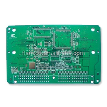 Assembled Printed Circuit Board (pcb) With Electronic Components with FR4 Material