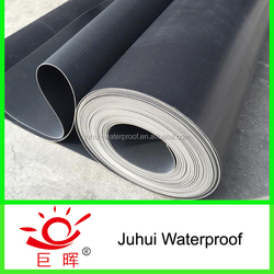 pvc sheets black for roof and pool