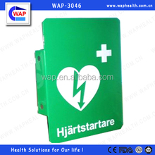 Trade Assurance WAP-health OEM&ODM service plastic or aluminium AED wall sign
