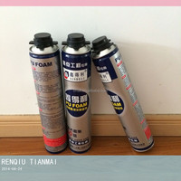 Pu expanding foam PU foam sealant for wall pu foam sealant adhesive