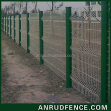 Alibaba China Garden Decor Powder Coated Industrial Perforated Metal Fence Panel