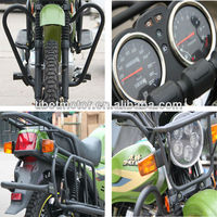 Gas 200cc Best selling motorcycles low price ZF200-3C (XVI)