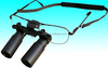 6x surgical dental loupes magnifying glasses prisms