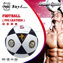 PVC leather laminated glue football,hot sale for Middle East market