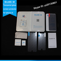 tempered glass liquid protection for iphone 6