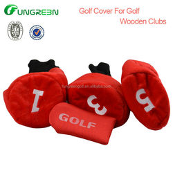 2014 Popular Golf Putter Cover For Wooden Clubs
