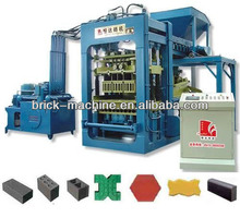 Hot sale!!! brick machine production line/block making machine QT6-15