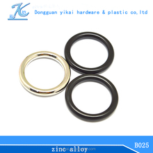 top class metal o ring for garments and bags