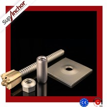 SupAnchor R51 rock support high strength drilling rod soil nailing