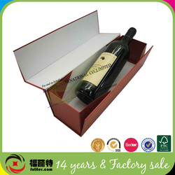 High Quality Gift Cardboard Wine Carriers