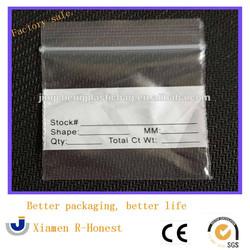 Factory for Custom Mini Plastic Zip Bag