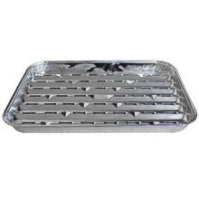 rectangular aluminum foil bbq grill No.2523