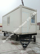 movable prefabricated container house with Australia, CE, Canada standard