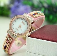 Luxury Wholesale Top Quality Japan Movt Quartz Watch,Women Wrist Vogue Watch